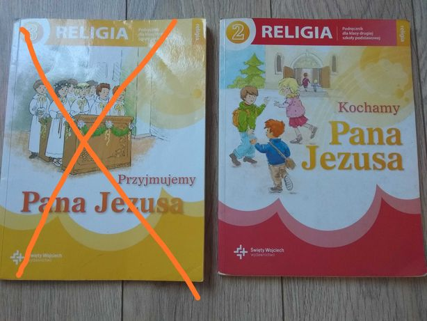 Podręcznik do religii klasa 2