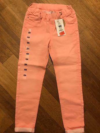 Spodnie jegginsy 134 nowe z metka cool club smyk