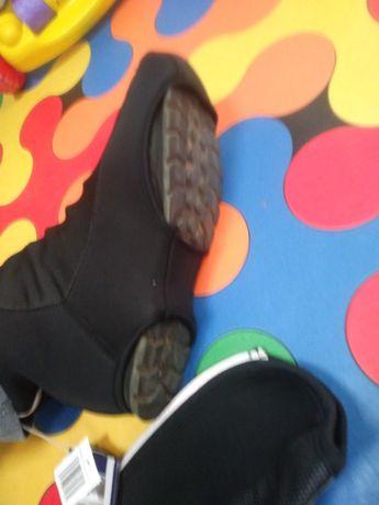 Ochraniacze na buty przed deszczem wodą wiatrem TechTex splash 10/11
