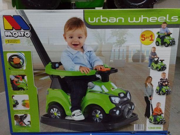 Molto Jeep Urban Wheels 5 em 1