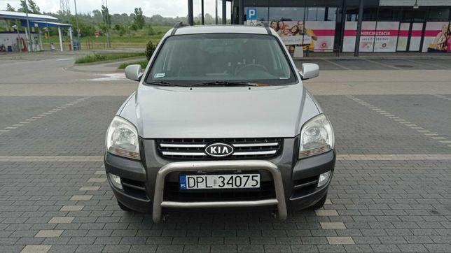 Kia Sportage 2.0 CRDI