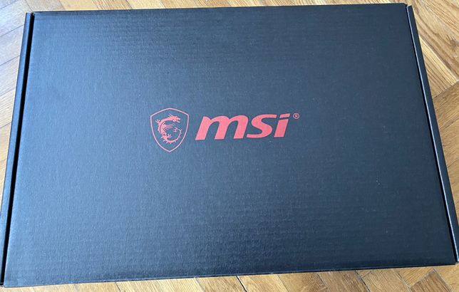 "Laptop 17"" MSI GF75 Thin i7/8GB/512GB SSD GTX1650ti W10"