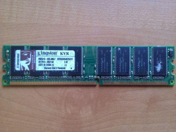 Memoria Ram DDR - 512 - 2.5V