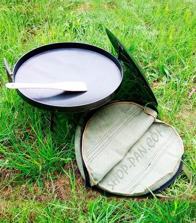 чехол сумка для сковороды из диска бороны для сковороди з диску борони