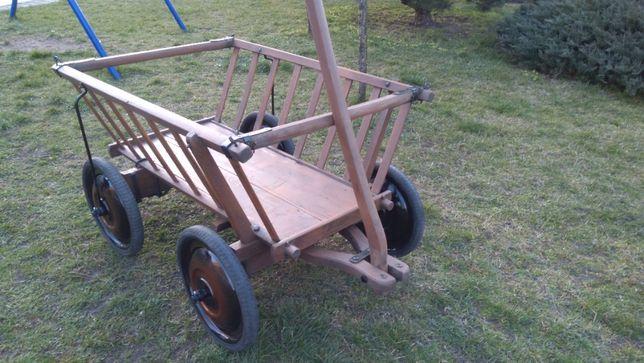 Wóz drabiniasty unikatowy model Rakete