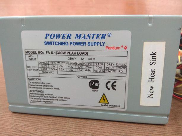 Блок питания Switching Power Supply 300W