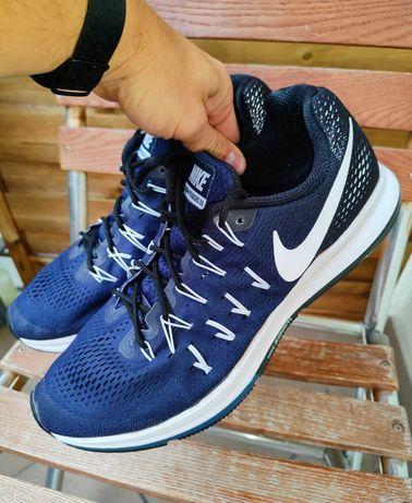 Męskie Buty do biegania  Nike Zoom Pegasuss 33 rozmiar 45.5 Stan BDB