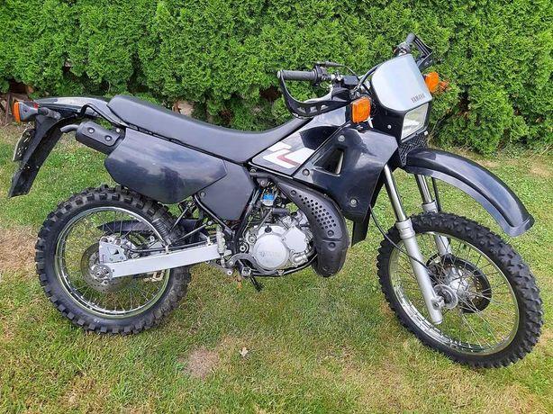 Yamaha DT 125R Zarejestrowana