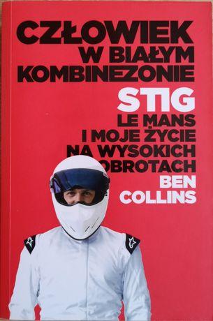 """Ben Collins """"Człowiek w białym kombinezonie"""""""