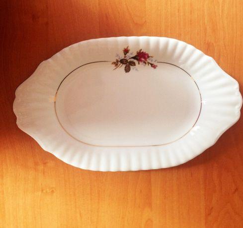 Porcelana Chodzież- Półmisek owalny