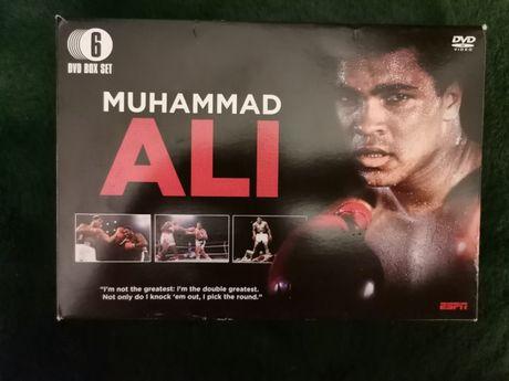 Muhammad Ali [DVD] 6 DVD Box set
