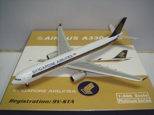 Singapore Airlines A330-300 - Phoenix 1:400 9V-STA