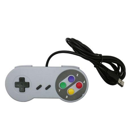 Comando USB para PC - Tipo Super Nintendo