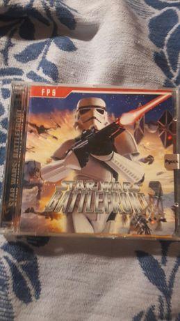 Звёздные войны star wars battlefront pc ПК игра компьютерная 2 диска