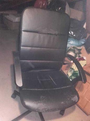 Krzesło obrotowe biurowe