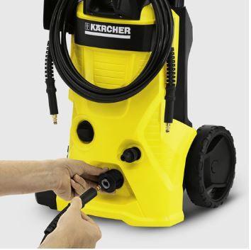 Lavadora alta-pressão KARCHER K4 BC EU 1.180-230.0 - 130 bar 420 l/h