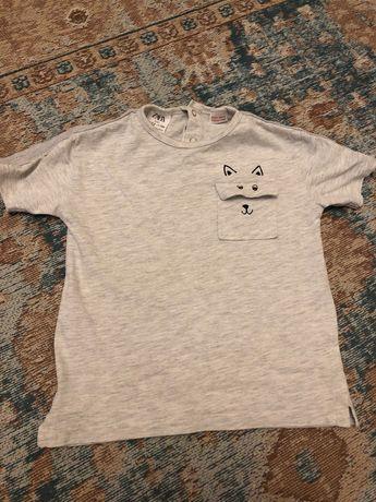koszulka chlopieca Zara, rozmiar 104