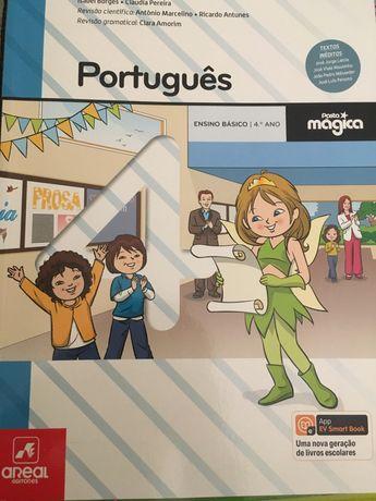 Livro 4 ano pasta magica portugues