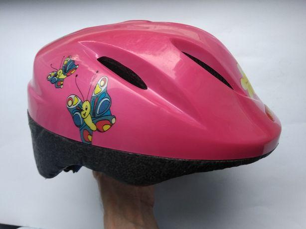 Детский шлем Abus Smiley, размер 46-52см, Германия, велосипедный