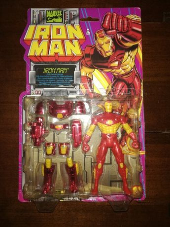 Iron Man toybiz 1996