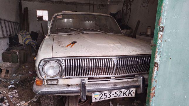 Продам ГАЗ 24 1984
