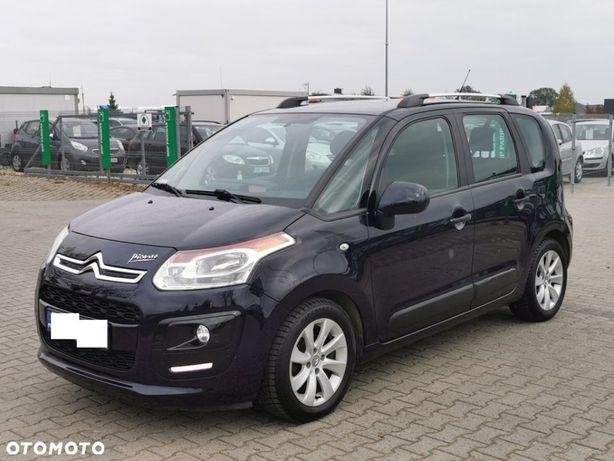 Citroën C3 Picasso 1,4 + Gaz  Lift  Salon Pl  I Wł.  Serwis