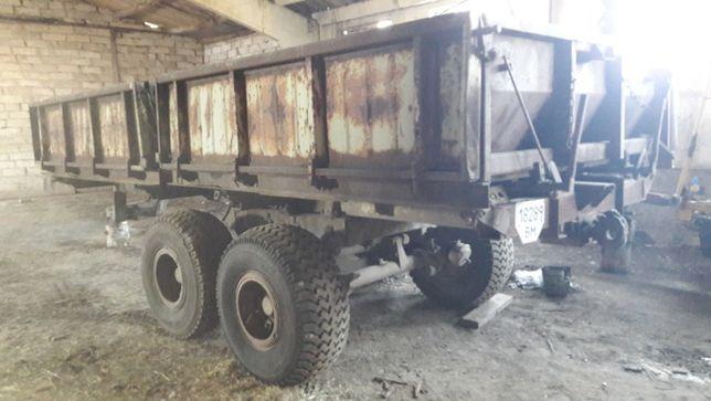 Продам тракторный прицеп нтс 9