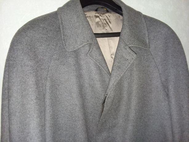 Новое итальянское зимнее кашемировое пальто Paolo Valentino р. 58 R