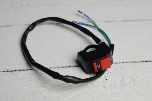 Włącznik lightbarów włącznik świateł On/Off
