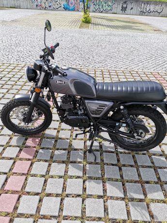 moto bullit bluroc 125