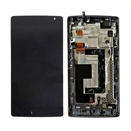 LCD completo OnePlus 2 com frame