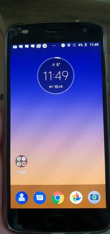 Motorola Moto Z2 Play 4/64 GB, stan idealny, okazja