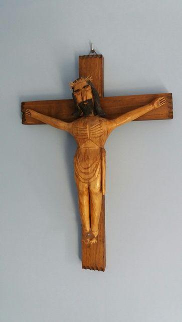 Rzeźba Krzyża.