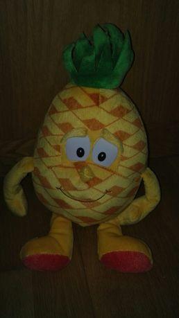 Peluche ananás Lidl