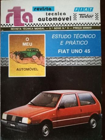 Manual mecânico Fiat Uno 45
