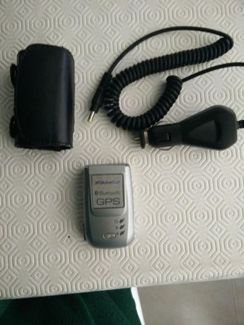 GlobalSat - Antena GPS Bluetooth portatil
