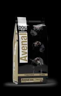 Ração Avenal Dog Alta Energia 20kg