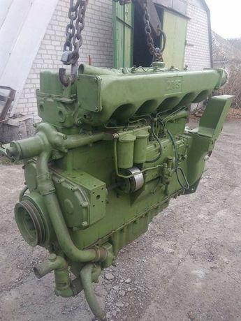 Двигатель IFA 6VD