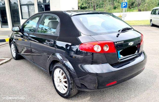Chevrolet Lacetti 1.4 SX
