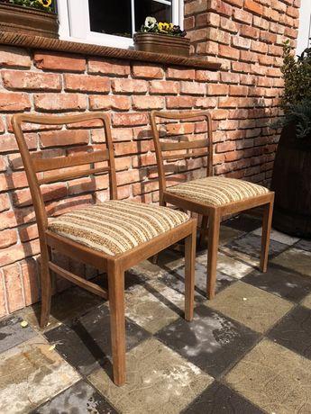 Stare krzesła Art decko