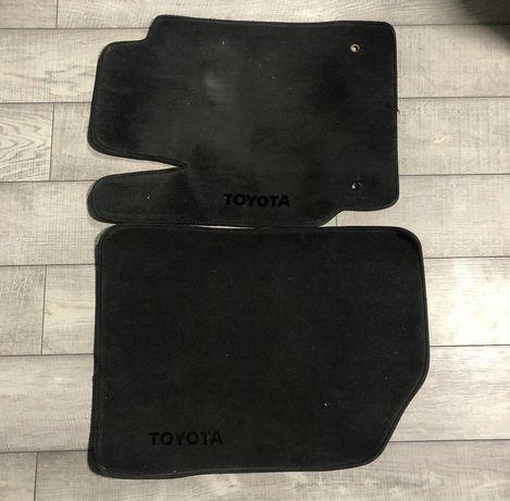 Полики/ковры передние Toyota Camry 40