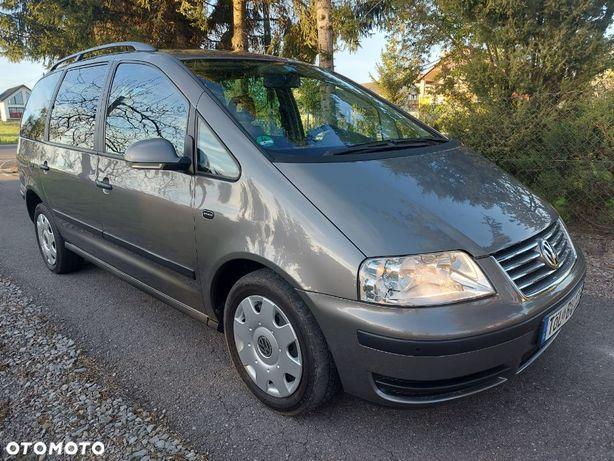 Volkswagen Sharan Volkswagen Sharan 1.8 turbo benzyna z Nimiec Super stan 7 osobowy