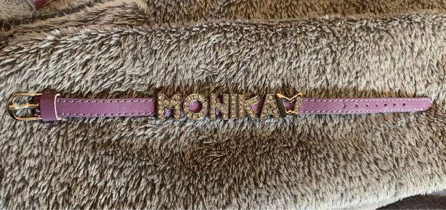 Bransoeltka młodzieżowa/dziewczęca -Monika