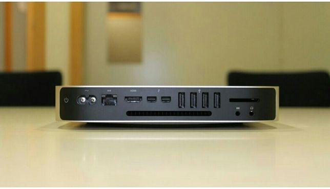 MacMini 2014г, 2.6ггц SSD PCI-E-256гб, HDD-500gb 8гб ram