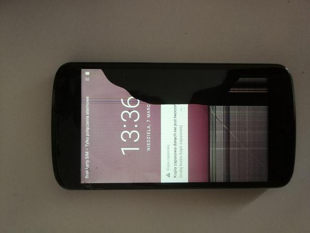 Nexus 4 uszkodzony wyświetlacz