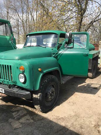 Бензовоз-Паливозаправник ГАЗ-53