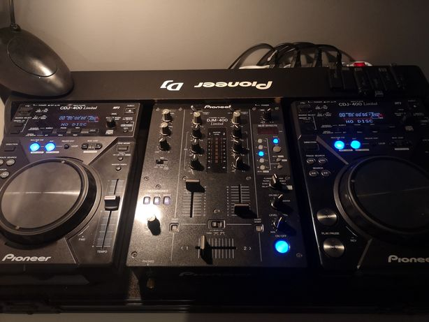 Pioneer Djm400+cdj400 limited
