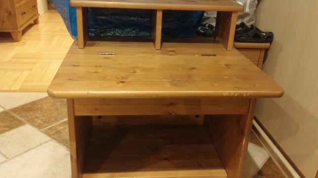 IKEA biurko sekretarzyk dla przedszkolaka
