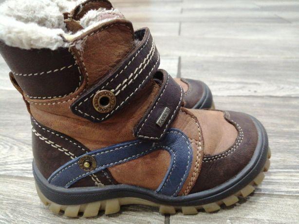 Zimowe buty lasocki kids chłopiec 22 rozmiar świetne ciepłe zima