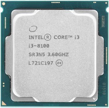 Процессор i3 8100